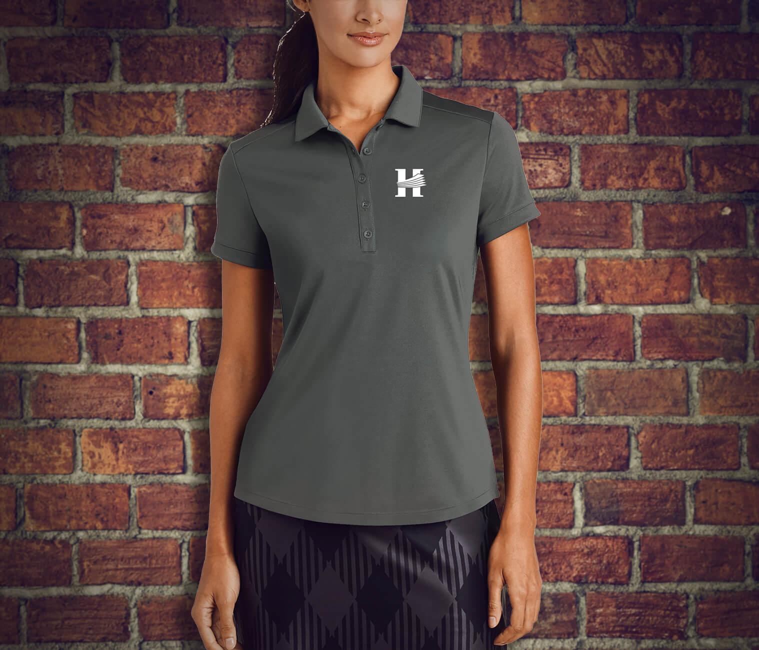 8853cd89 Nike Golf Ladies Dri-FIT Players Modern Fit Polo | Shop HIG